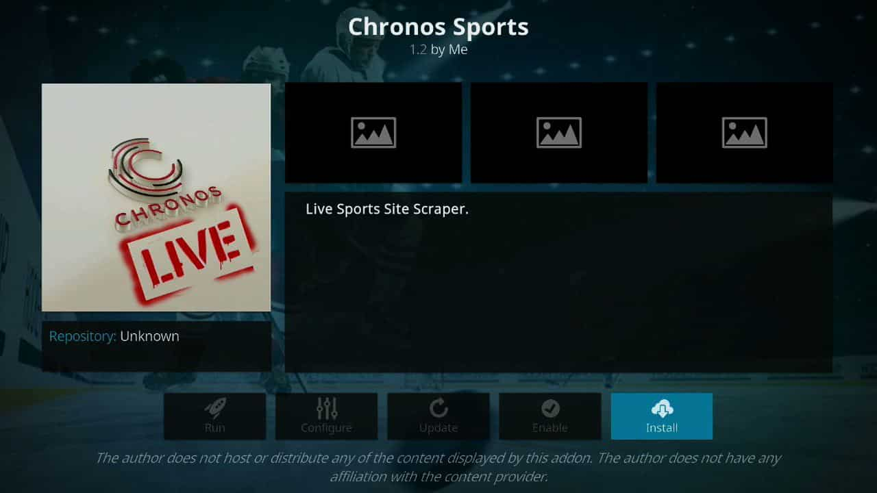 how to install Chronos of firestick step 11, Step 11 Chronos installation guide,Chronos best kodi addon,how to install Chronos,best kodi addons,best kodi addons 2018,best kodi addons for movies,best kodi addons for xbox one,best kodi addons for live tv,best kodi addons reddit,best kodi addons for sp