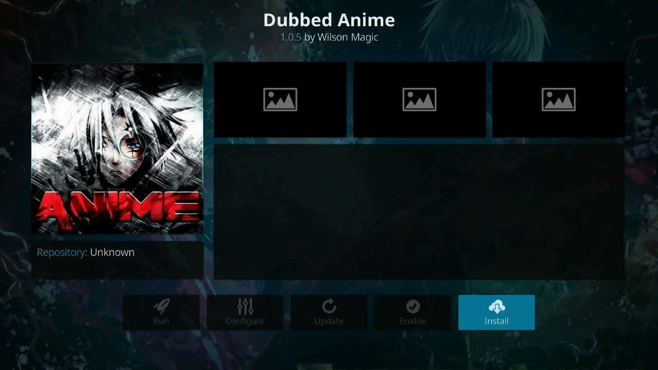 Step 11 Dubbed Anime installation guide,what's the best movie addon for kodi,where can i watch anime in english,where to watch anime online