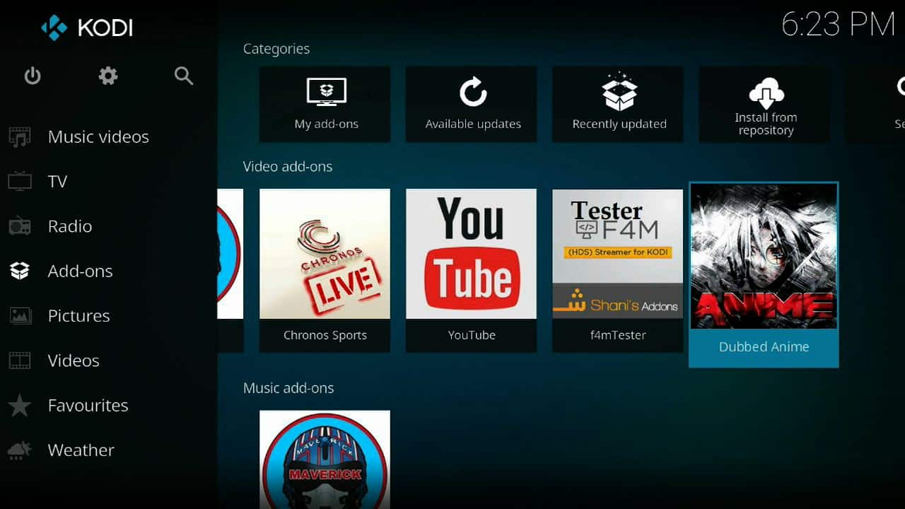 Step 12 installation guide,best anime addon,best anime addon kodi,best anime to watch,best films to watch on kodi,best free addons for kodi,how to install Dubbed Anime on fire TV