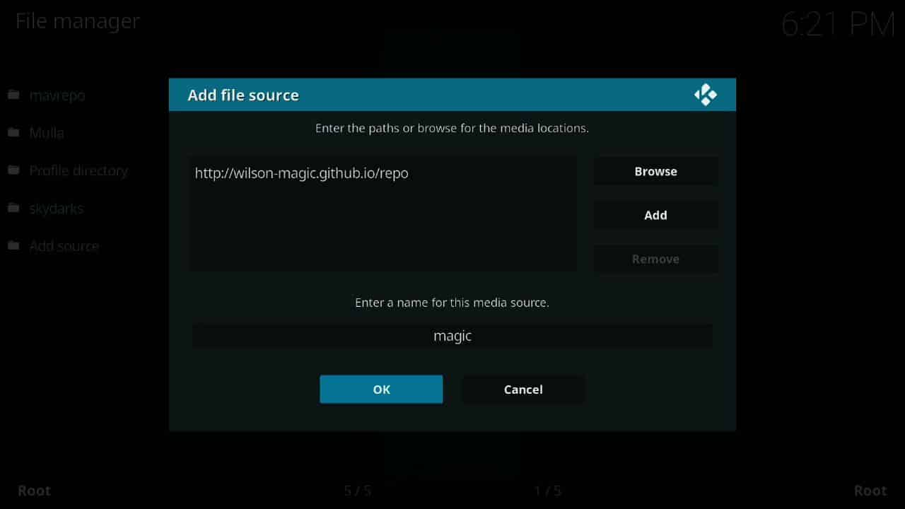 how to install Dubbed Anime of firestick step 4, Step 4 Dubbed Anime installation guide,best kodi addon for live sports,best kodi addon for new movies,best kodi addon for tv series,best kodi addon for tv shows,best kodi addon installer,best live sports addon for kodi,best live tv addon for kodi