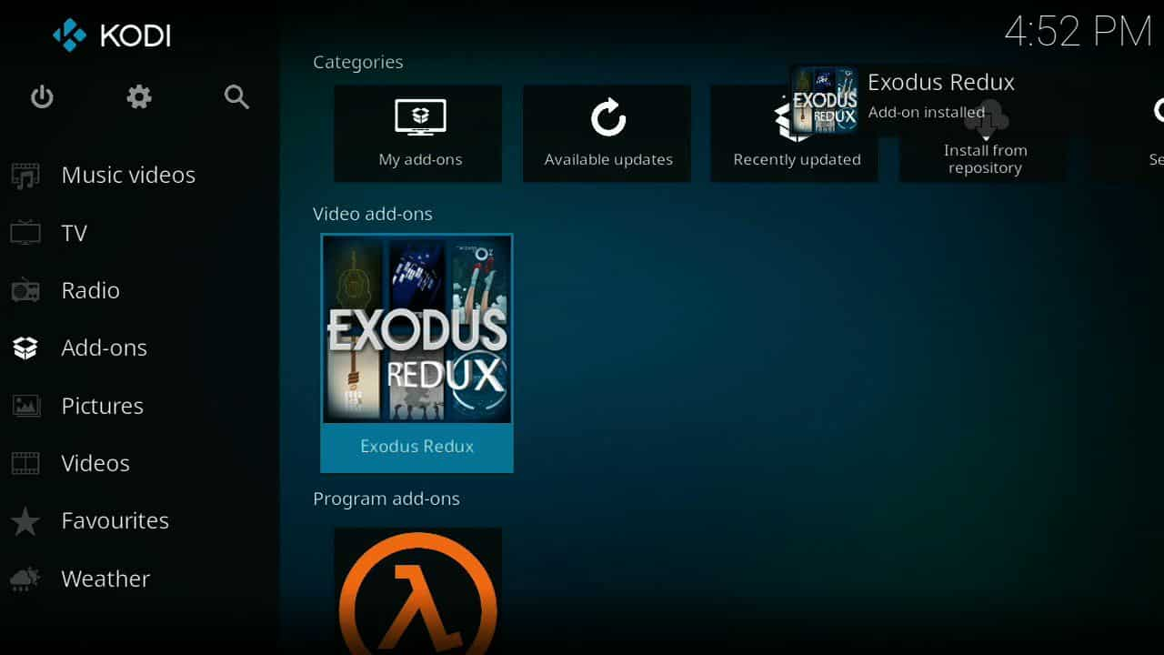 how to install Exodus of firestick step 10, step 10 Exodus installation guide,best kodi backup addon,best kodi addons for boxing ppv,best kodi addons sky box office,best kodi addons live boxing,best kodi addon for boxing replays,best kodi addon for bbc,best kodi addon college basketball,best kodi a