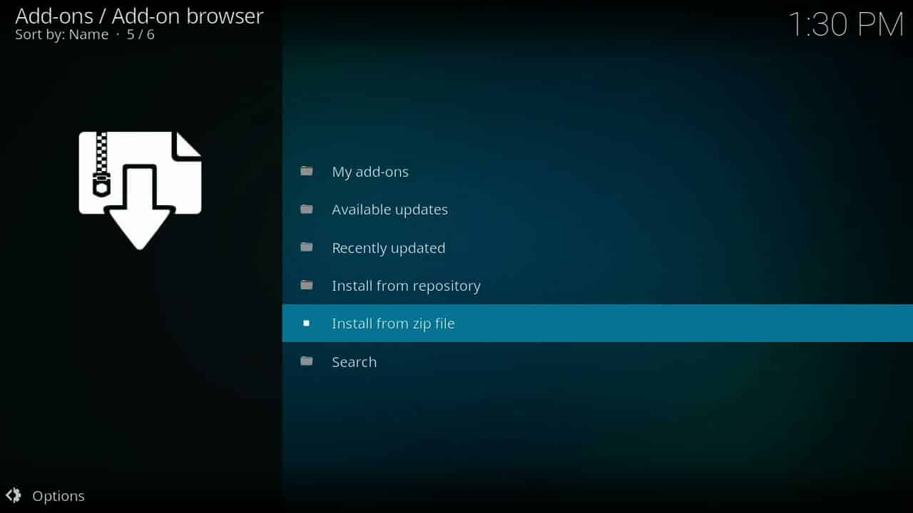 how to install Sports Devil of firestick step 7, step 7 Sports Devil installation guide,live sports addon kodi 2018,live sports for kodi,live sports on kodi 2018,live sports tv app free,live stream addon kodi,live stream sports kodi,live streaming sports tv free,live tv and sports kodi,njm soccer stream