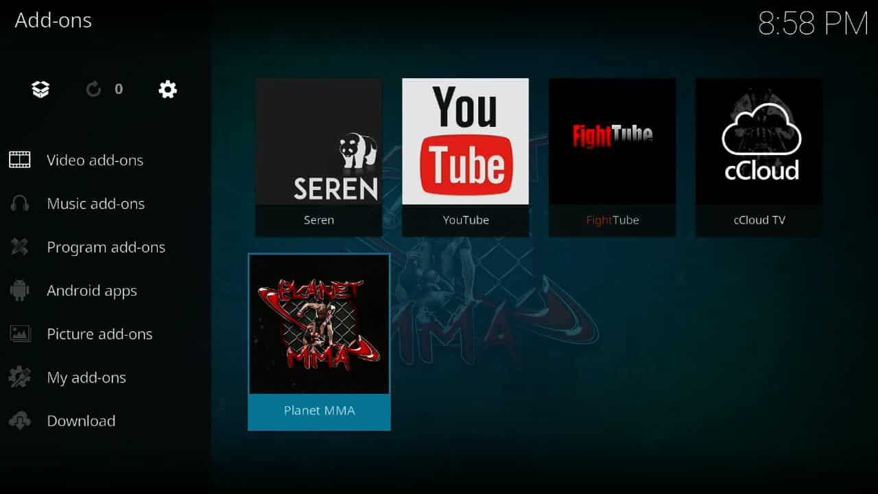 how to install Planet MMA of firestick step 12, can you watch ppv on ufc fight pass,can you watch ppv with ufc fight pass,can you watch sports on amazon fire stick,can you watch ufc fight pass on tv,Planet MMA best UFC app, can you watch ufc ppv on fight pass,can you watch ufc ppv on ufc fight pass,can