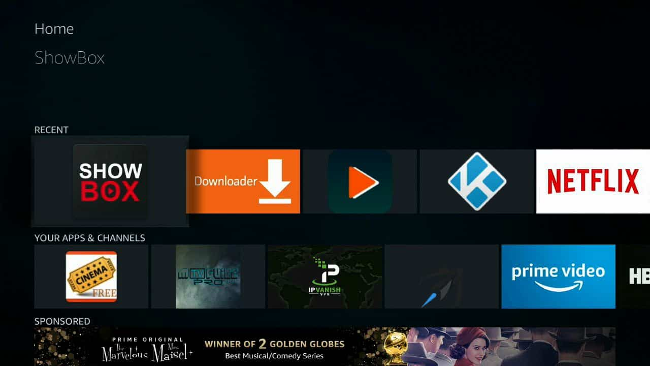 how to install ShowBox of firestick step 9, Step 9 ShowBox installation guide,best kodi addons at the moment,best kodi addons august 2018,best kodi addons adults 2018,best kodi addons builds,best kodi addons blamo,ShowBox for firestick,ShowBox on fire tv,best kodi addons build 2018,best kodi addons