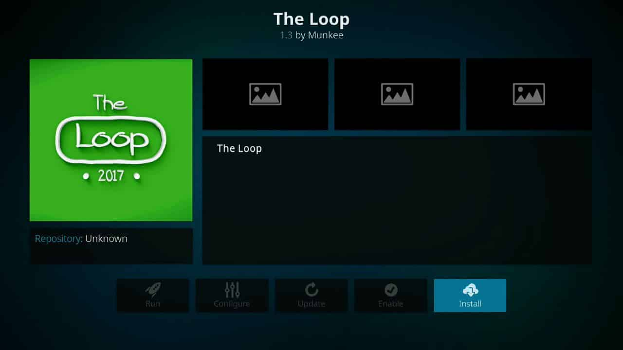 step 11 The Loop installation guide,,amazon fire tv live sports,amazon fire tv sports,amazon fire tv sports apps,amazon fire tv sports channels,apple tv live sports,bein sports live stream soccer,best kodi live sports addon,best live sports addon for kodi