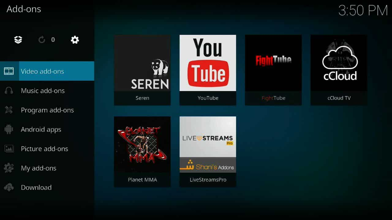 step 12 The Loop installation guide,best live sports on kodi,best live stream for kodi,The Loop best kodi sports addon,best soccer live stream,best soccer live stream app,best sports stream on kodi,best way to watch live sports on kodi
