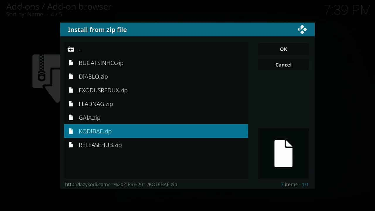 Step 8 cCloud TV installation guide,best kodi addons all in one,how to install cCloud TV on fire tv,best kodi addons apk,cCloud TV best for kodi, cCloud TV best for fire stick, can i download cCloud TV on firestick, best kodi addons ares wizard,best kodi