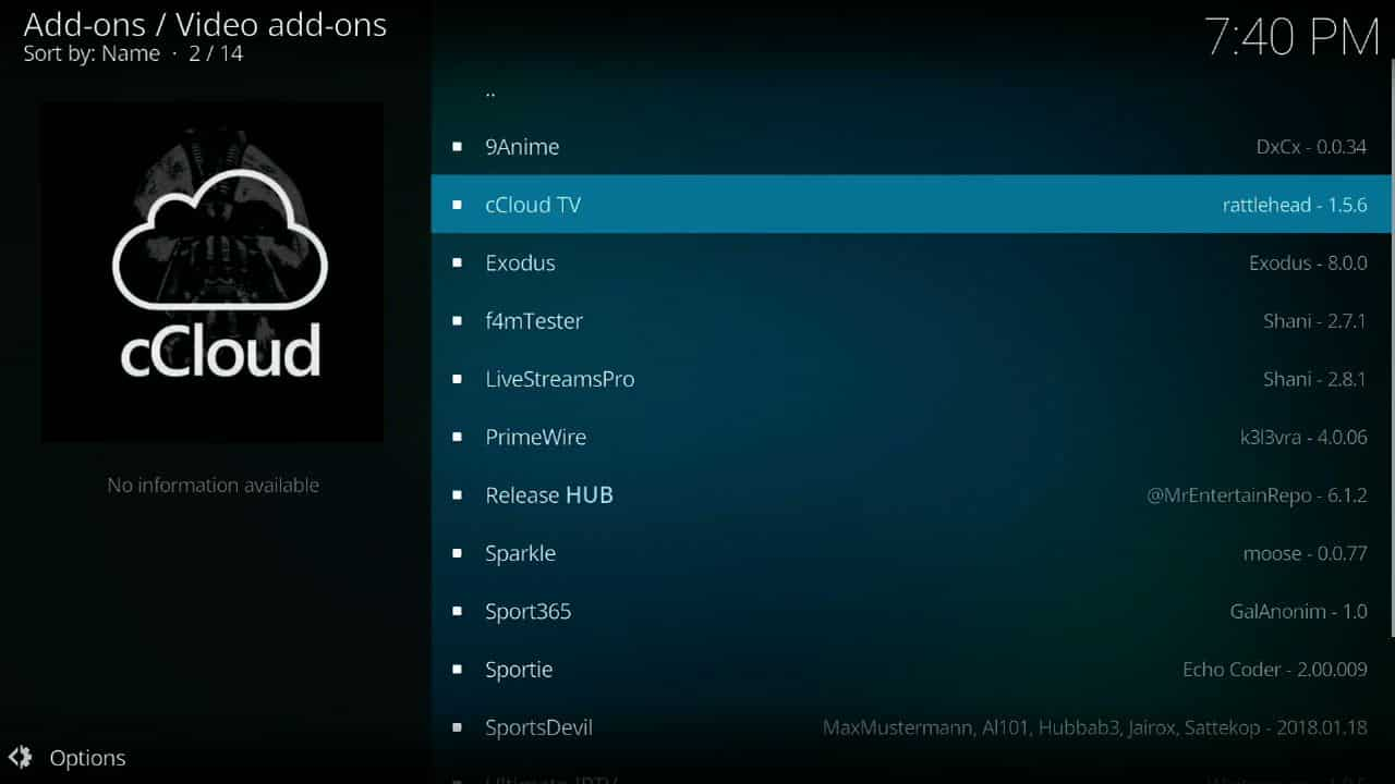 how to install cCloud TV of firestick step 10, step 10 cCloud TV installation guide,best kodi backup addon,best kodi addons for boxing ppv,best kodi addons sky box office,best kodi addons live boxing,best kodi addon for boxing replays,best kodi addon for bbc,best kodi addon college basketball,best kod