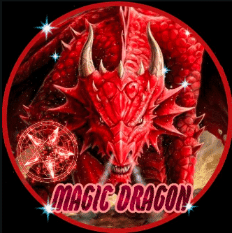 Image result for the magic dragon addon logo
